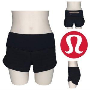 """Lululemon High-rise Speed Shorts EUC 2.5"""""""